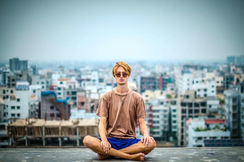 瞑想を始めよう