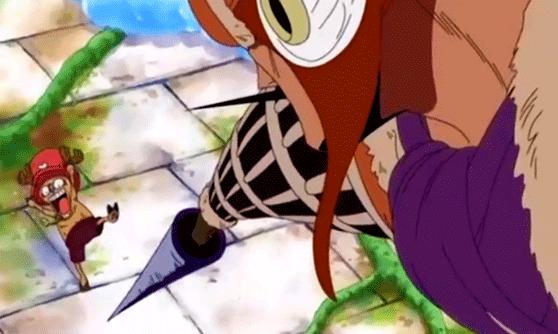 ワンピース 第101~200話 チョッパー 神官シュラ