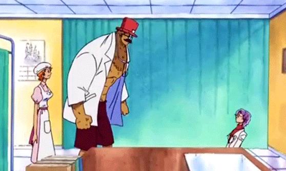 ワンピース 第101~200話 チョッパー ナミ コバト先生