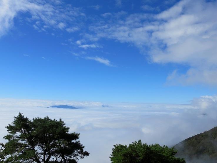 蛭ヶ岳リベンジ登山景色