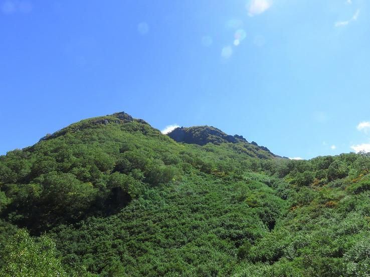 妙高山アップダウンが多い