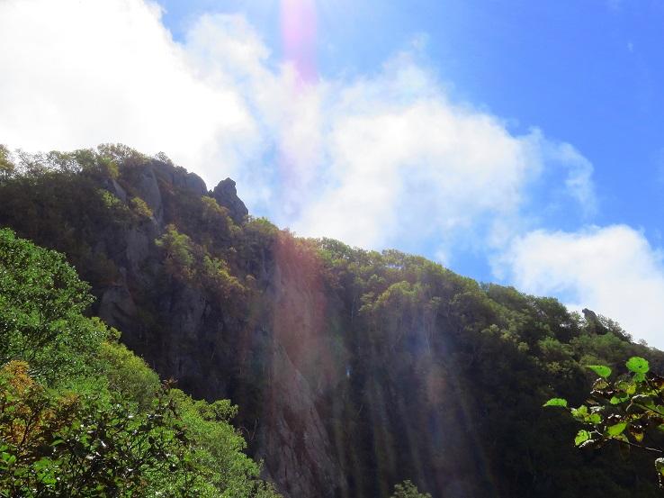 光の筋天使の階段