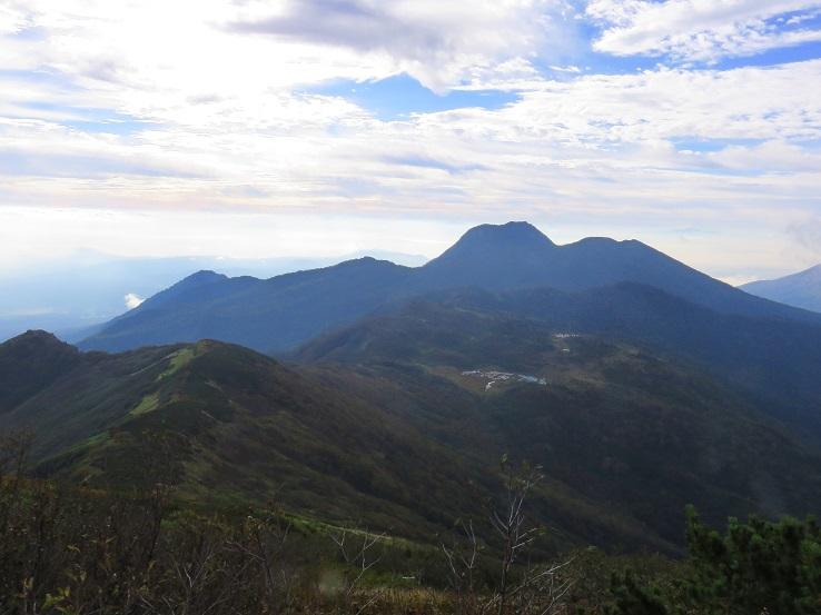 最高の景色火打山