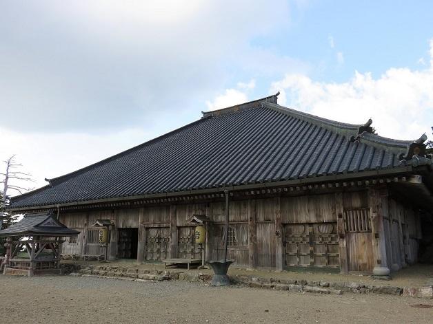 世界遺産大峰山寺