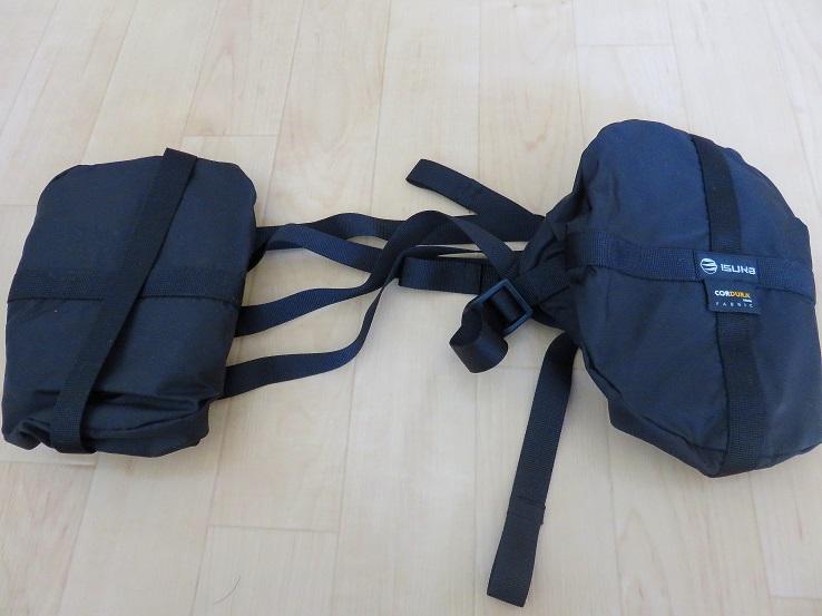 コンプレッションバッグの構造