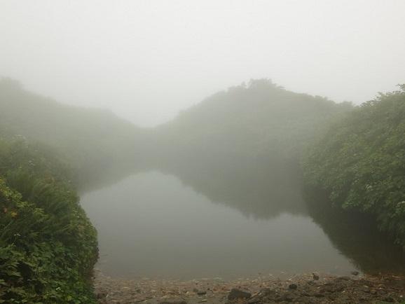 オテアライの池