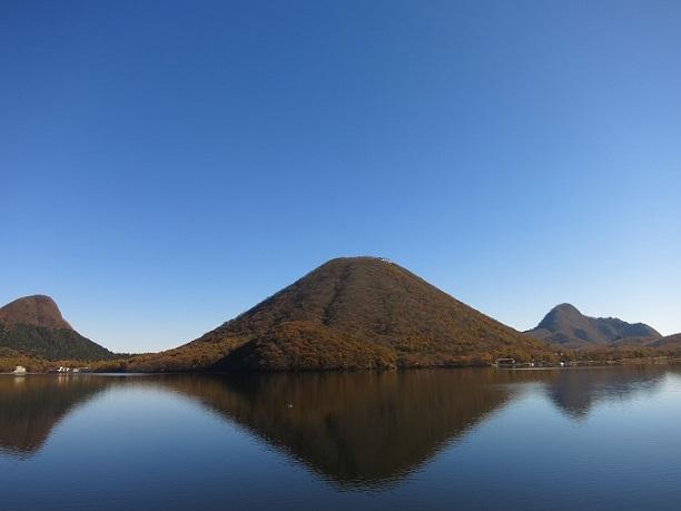 榛名山榛名湖