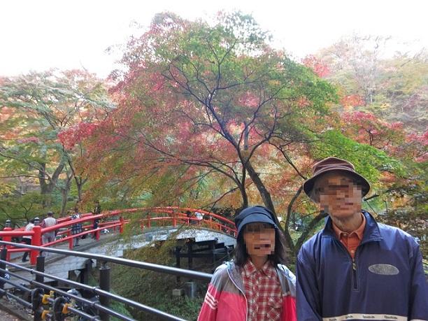 伊香保温泉河鹿橋