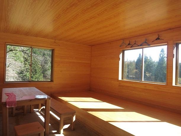 黍殻避難小屋