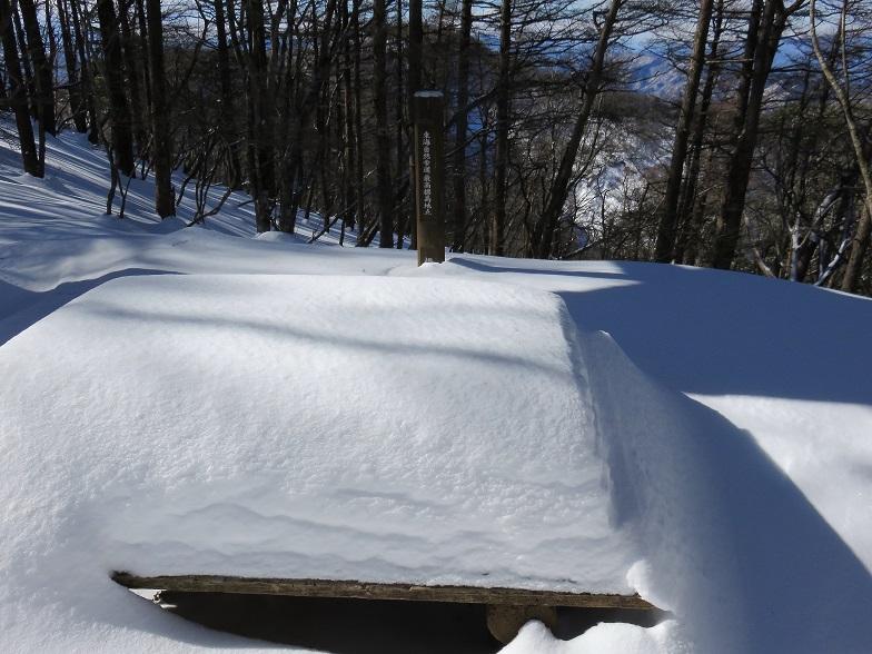 雪見大福のようなベンチ
