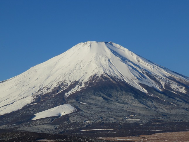 !富士山!日本一