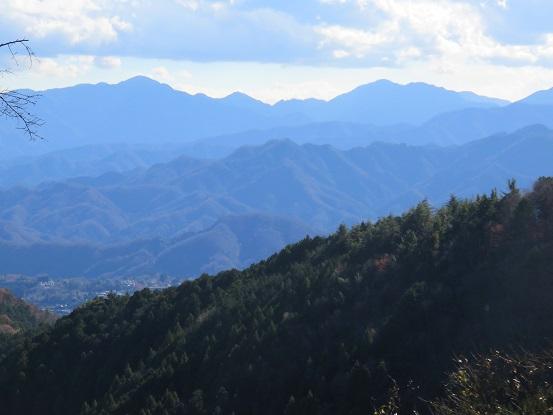 日帰り40kmロング登山を応援してくれる景色