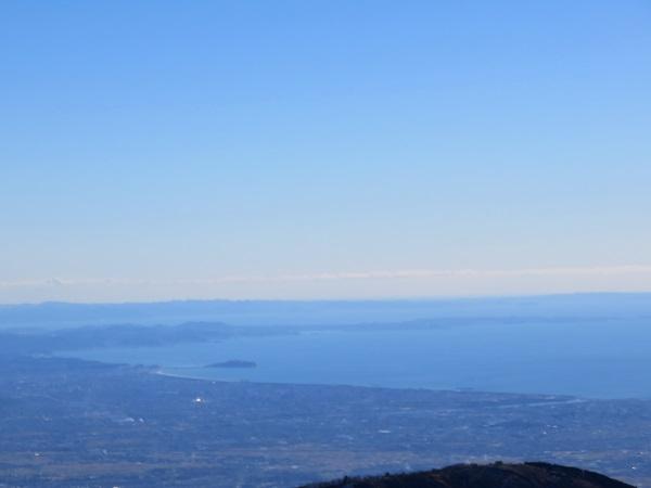 江の島に三浦半島、千葉の房総半島