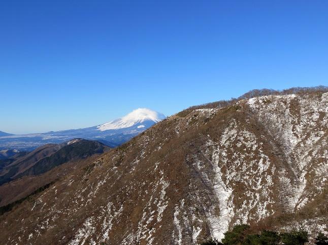 富士山の富士山の眺め