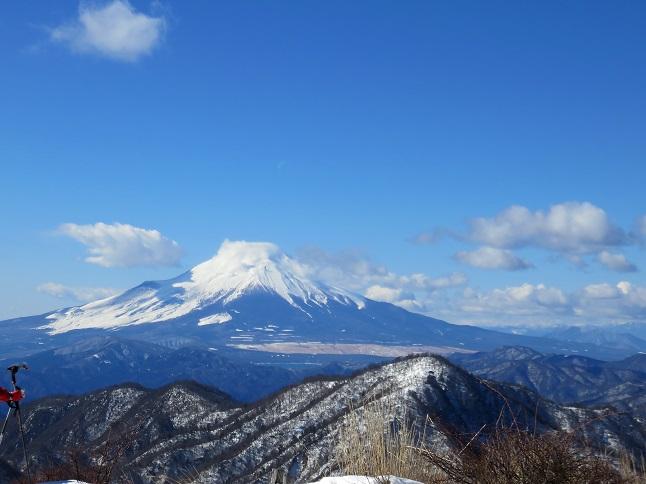 蛭ヶ岳山頂の写真