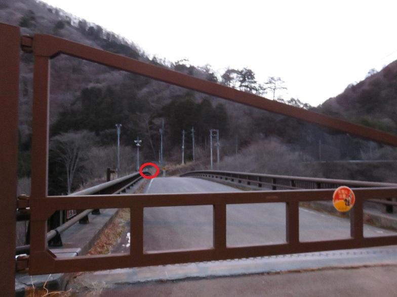 長峰の登山口ゲート