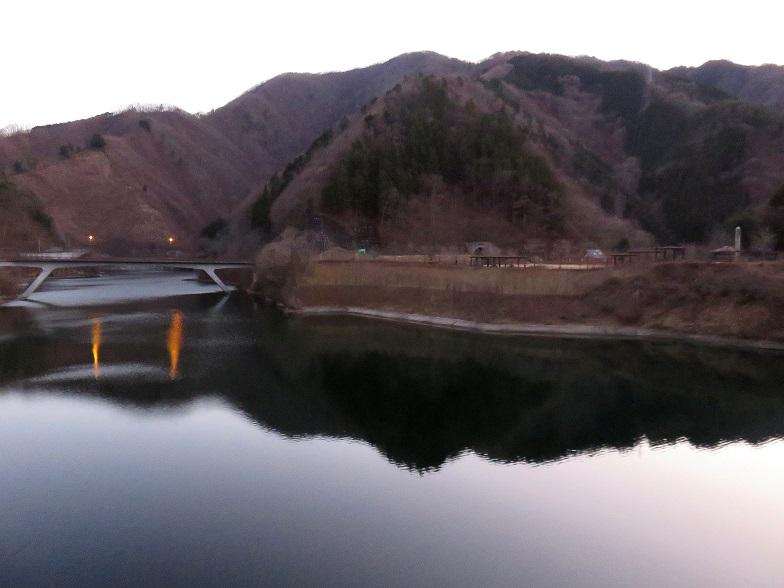 深城ダム小金沢公園