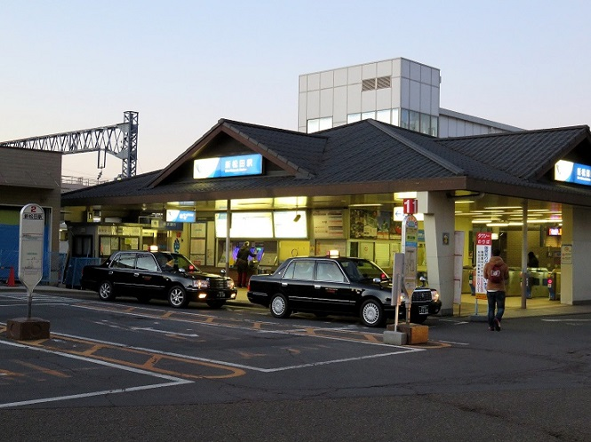 松田駅から松田ハーブガーデン経由して高松山
