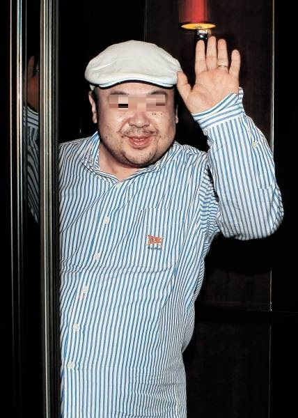 金正男のファッション