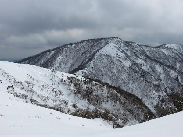 キツイ丹沢登山