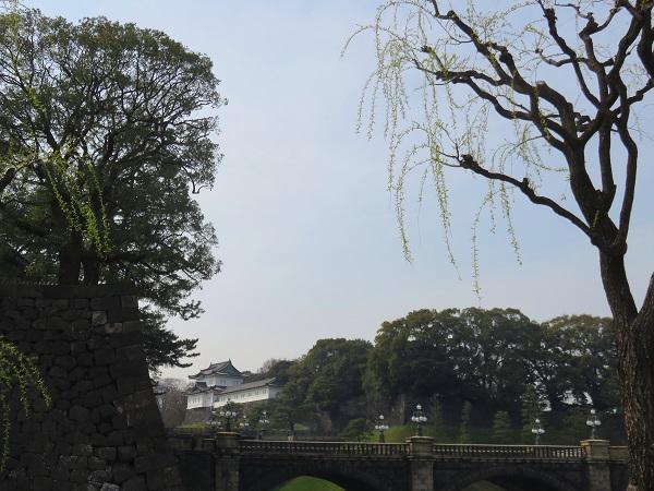 皇居の二重橋