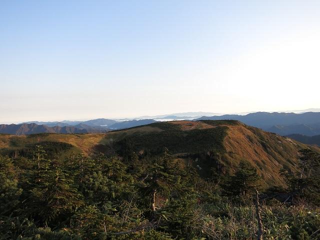 池ノ岳山頂