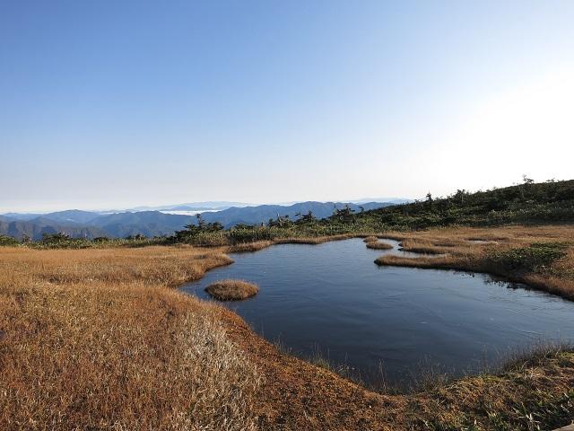 平ヶ岳は入山無料