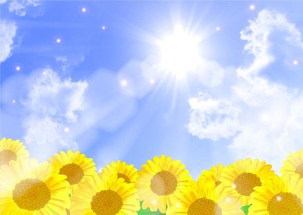 太陽と紫外線