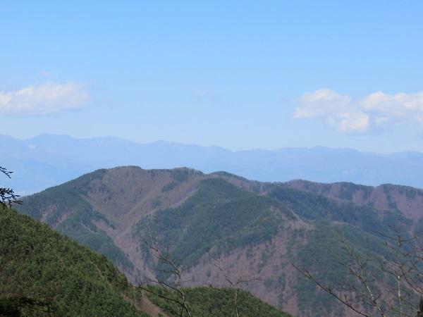 滝戸山方面