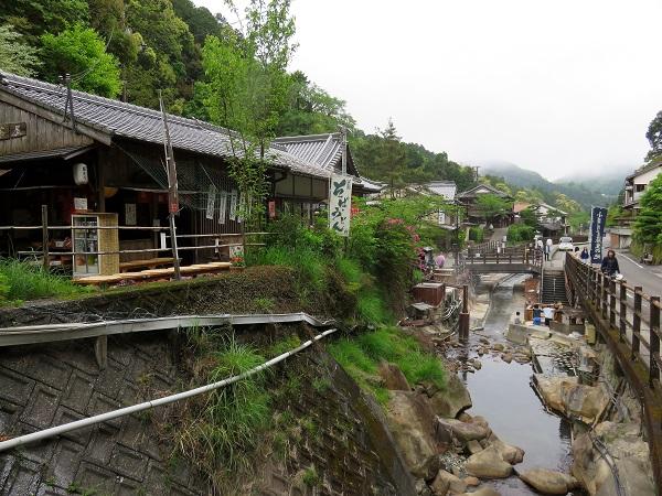 湯の峰温泉お蕎麦屋