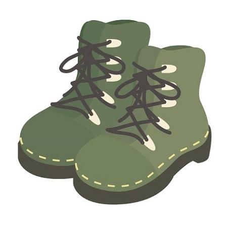 SIRIO登山靴