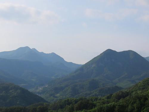 茅ヶ岳・金ヶ岳、太刀岡山悶絶したコース