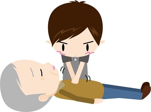 普通救命講習Ⅰ・一種衛生管理者心肺蘇生法