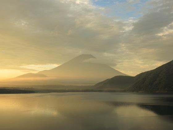 七面山富士山