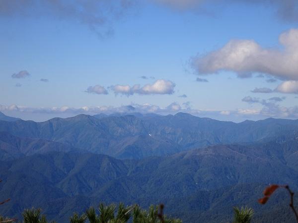 谷川岳輝き