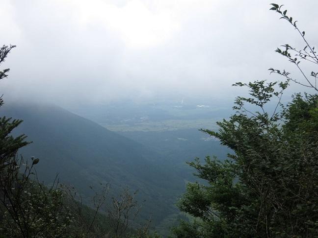 竜ヶ岳景色