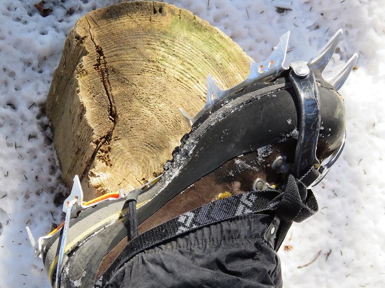 登山靴の修理の価格