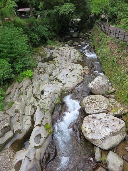 河津七滝遊歩道