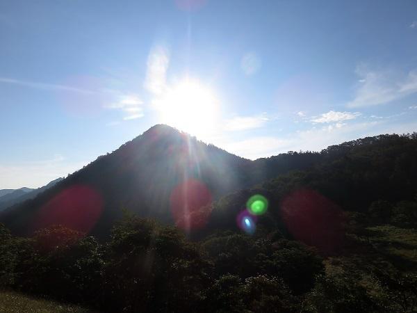 ダイヤモンド笠取山