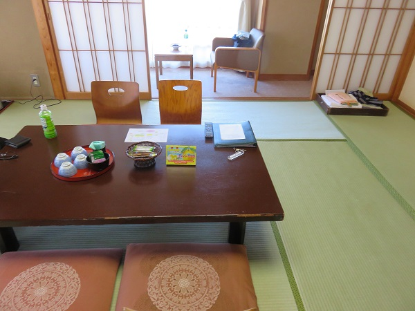 金城館客室和室