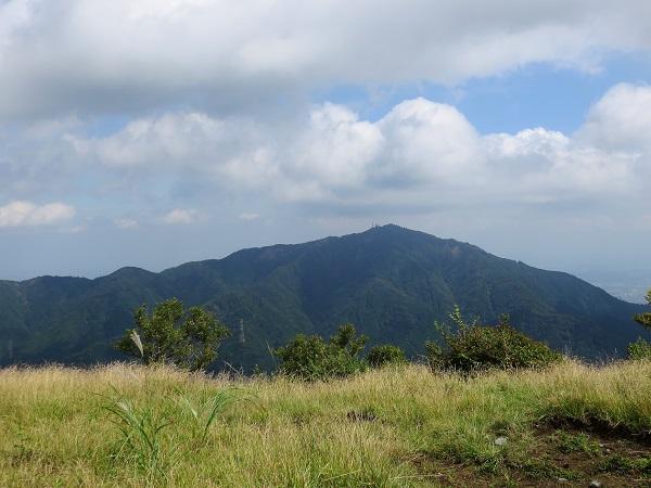 三ノ塔の山頂360度大展望