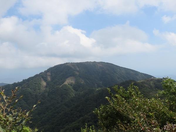 烏尾山荘展望