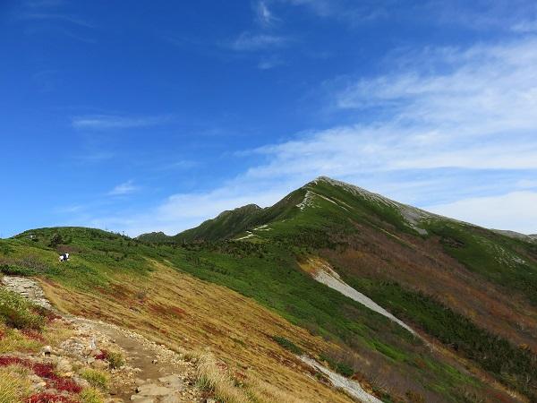 爺ヶ岳北アルプス