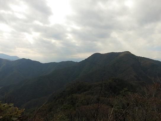 五湖山からの展望