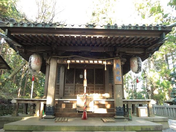 大雄山最乗寺奥之院