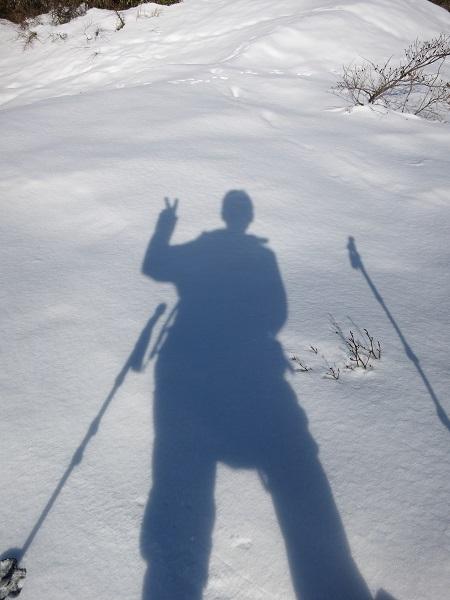 雪とおじさん