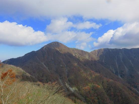 丹沢蛭ヶ岳