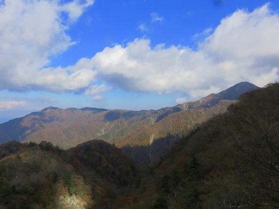 袖平山(標高1,432m)