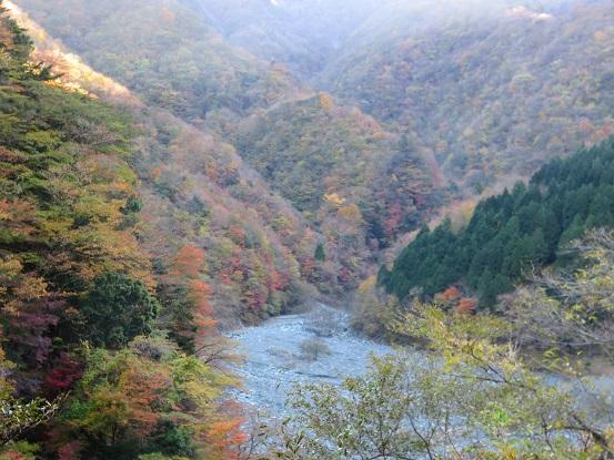 神ノ川も雰囲気が良く秘境感溢れる所