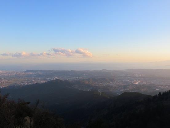 阿夫利神社下社・大山寺のライトアップ時間調整